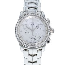 TAG Heuer Link Lady CJF1314 2010 pre-owned