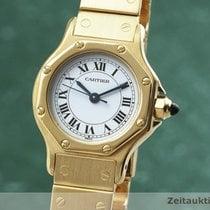 Cartier Santos (submodel) 1990 pre-owned