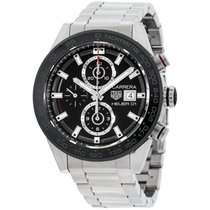 TAG Heuer Carrera Calibre HEUER 01 Steel 43mm Black United States of America, New Jersey, Somerset