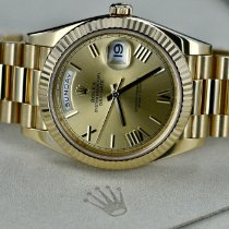 Rolex Day-Date 40 Yellow gold 40mm Yellow