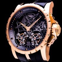 Roger Dubuis Excalibur DBEX0283 2014 pre-owned