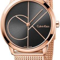 ck Calvin Klein K3M22621 Steel new