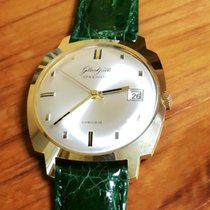 Glashütte Original PanoMaticDate new 1973 Automatic Watch with original box and original papers 272485