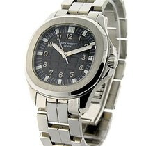 Patek Philippe 5065/1A Jumbo Aquanaut 5065/1A in Steel - on...