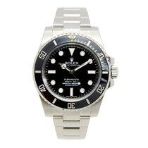 Rolex Submariner 114060 Black
