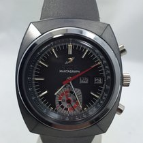Enicar Mantagraph Chronograph New Old Stock