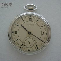 Ulysse Nardin Watch pre-owned 1930 Steel 47mm Manual winding Watch only