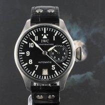 IWC Big Pilot Otel 46mm Negru