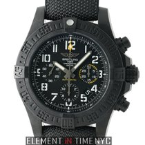 Breitling Avenger Hurricane 45mm Black Arabic numerals United States of America, New York, New York