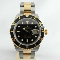 Rolex Submariner Date Acc.oro, Steel and gold like Nos,come nuovo