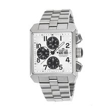Fortis Aviatis Collection Square Chronograph 667.10.72.M