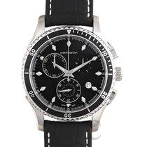 Hamilton Jazzmaster Seaview new Quartz Watch with original box and original papers H37512731