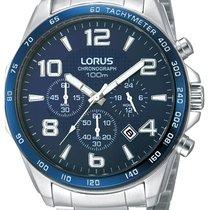 Lorus RT353CX9 Herren Chronograph 10 ATM 45 mm