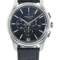 Zenith Captain Chronograph 03-2110-400-22-C493 Watch with...