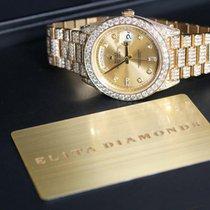 Rolex Day-Date 40 Diamond Watch