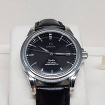 Omega De Ville Co-Axial Chronometer Full Box Set 2008