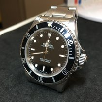 Rolex Submariner (No Date) - 14060 - Black Dial -  Serial T 1996