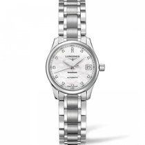 Longines Master Collection Steel 25.5mm