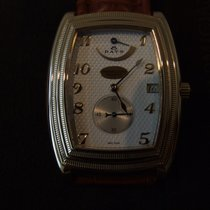 Parmigiani Fleurier 36mm Manual winding pre-owned Silver
