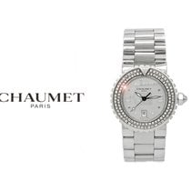 Chaumet Staal 33mm Quartz W06615-094 tweedehands