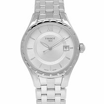 Tissot Lady 80 Automatic Staal 34mm Zilver