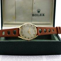 Rolex 36mm Elle kurmalı 1950 ikinci el Oyster Precision
