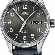 Oris Big Crown ProPilot Day Date Steel 45mm Grey United States of America, New Jersey, Cherry Hill