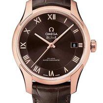 Omega De Ville Hour Vision 433.53.41.21.13.001 new