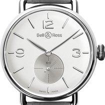 Bell & Ross Vintage WW1-ARGENTIUM-OPALIN new