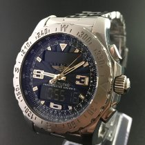 Breitling Steel Quartz A78363 pre-owned