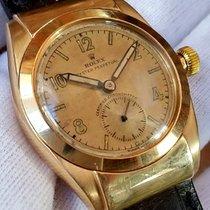 Rolex Bubble Back Rose gold 31mm