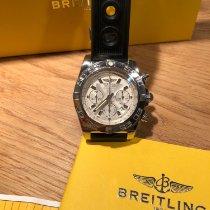 Breitling Chronomat 44 Stahl 44mm Schwarz Keine Ziffern Deutschland, Raesfeld