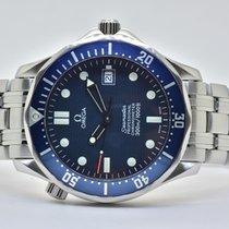Omega Seamaster Diver 300 M Stahl 41mm Blau Keine Ziffern Deutschland, Iffezheim