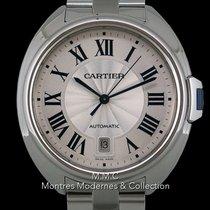 Cartier Clé de Cartier Acier 40mm Argent Romain France, Paris