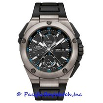 IWC Ingenieur Double Chronograph Titanium IW386503 pre-owned