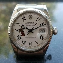 Rolex Steel 36mm Automatic Datejust pre-owned