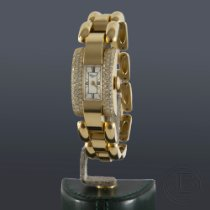 Chopard 416547-1001 Yellow gold 2010 La Strada 19mm pre-owned