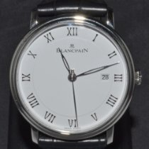 Blancpain Steel 40mm Automatic 6651-1127-55B pre-owned