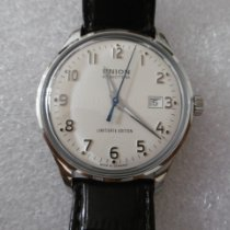 Union Glashütte Steel Automatic Arabic numerals 40mm new Noramis Date