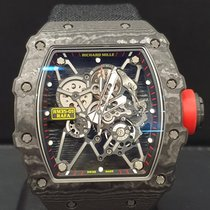 Richard Mille Carbon 49.94mm Manual winding RM35-01 pre-owned