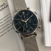 IWC Portofino Chronograph IW391030 2020 neu