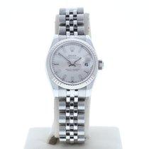 Rolex Lady-Datejust Plata 26mm Plata