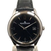 Jaeger-LeCoultre Master Control Date Steel 39mm Black Arabic numerals United States of America, California, Cerritos