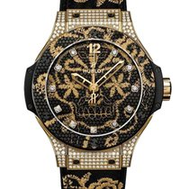 Hublot Big Bang Broderie 41mm Black