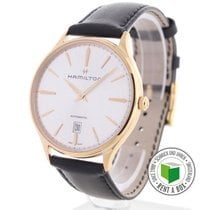 Hamilton Jazzmaster Thinline pre-owned 40mm Leather