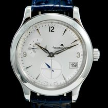 Jaeger-LeCoultre Master Hometime 147.8.05.S 2009 pre-owned