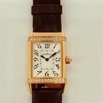 Jaeger-LeCoultre Reverso Duetto Classique Rose gold White United States of America, New York, NEW YORK