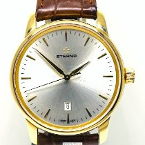 Eterna Rose gold Automatic Soleure pre-owned