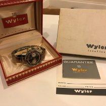 Wyler Ocel 40mm Ruční natahování 0-1502/6 použité