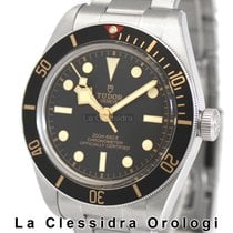 Tudor Black Bay Fifty-Eight Сталь 39mm Чёрный Без цифр